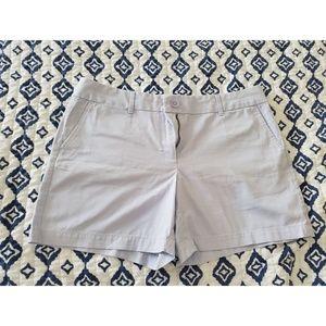 Light Grey Loft Shorts